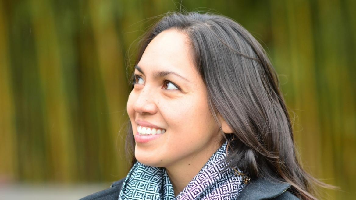 Photo of Alexandrina Agloro, 2018 postdoctoral Ford Fellow